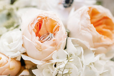 Baltimore Flowers Wedding Ring Florals