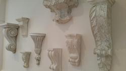 Ornate Corbals