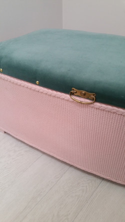Upholstery and repaint