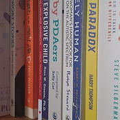 Image showing PDA books