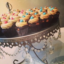 Baby Shower Cupcakes Peanut Butter Cupcakes