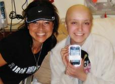 Healing Hunter Foundation iPod Bday 5340
