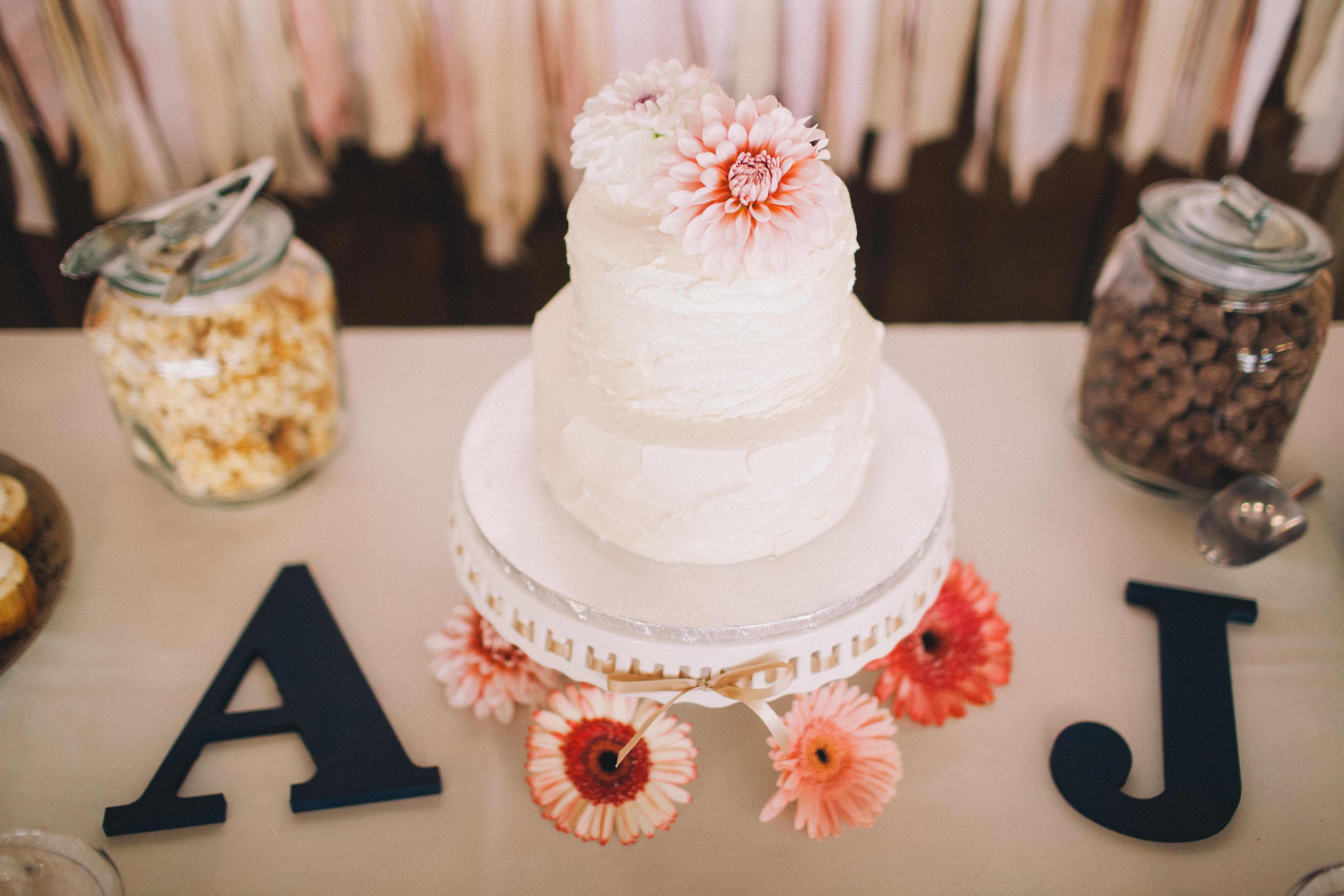 Most delicious Wedding Cake Portland