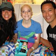Healing Hunter Foundation iPod Birthday