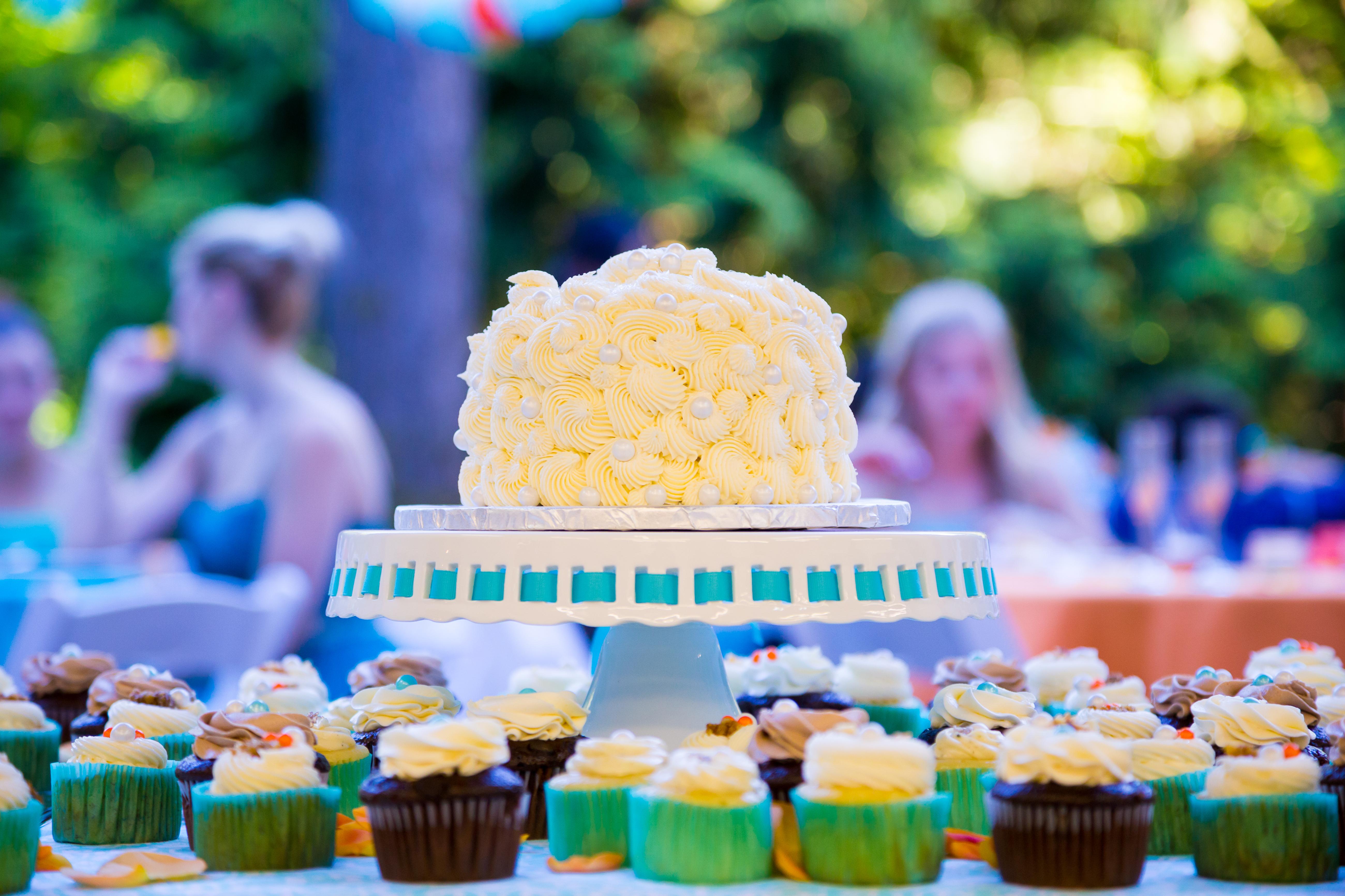 Best Portland Wedding Cakes Cupcakes