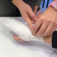 Bandage du doigt