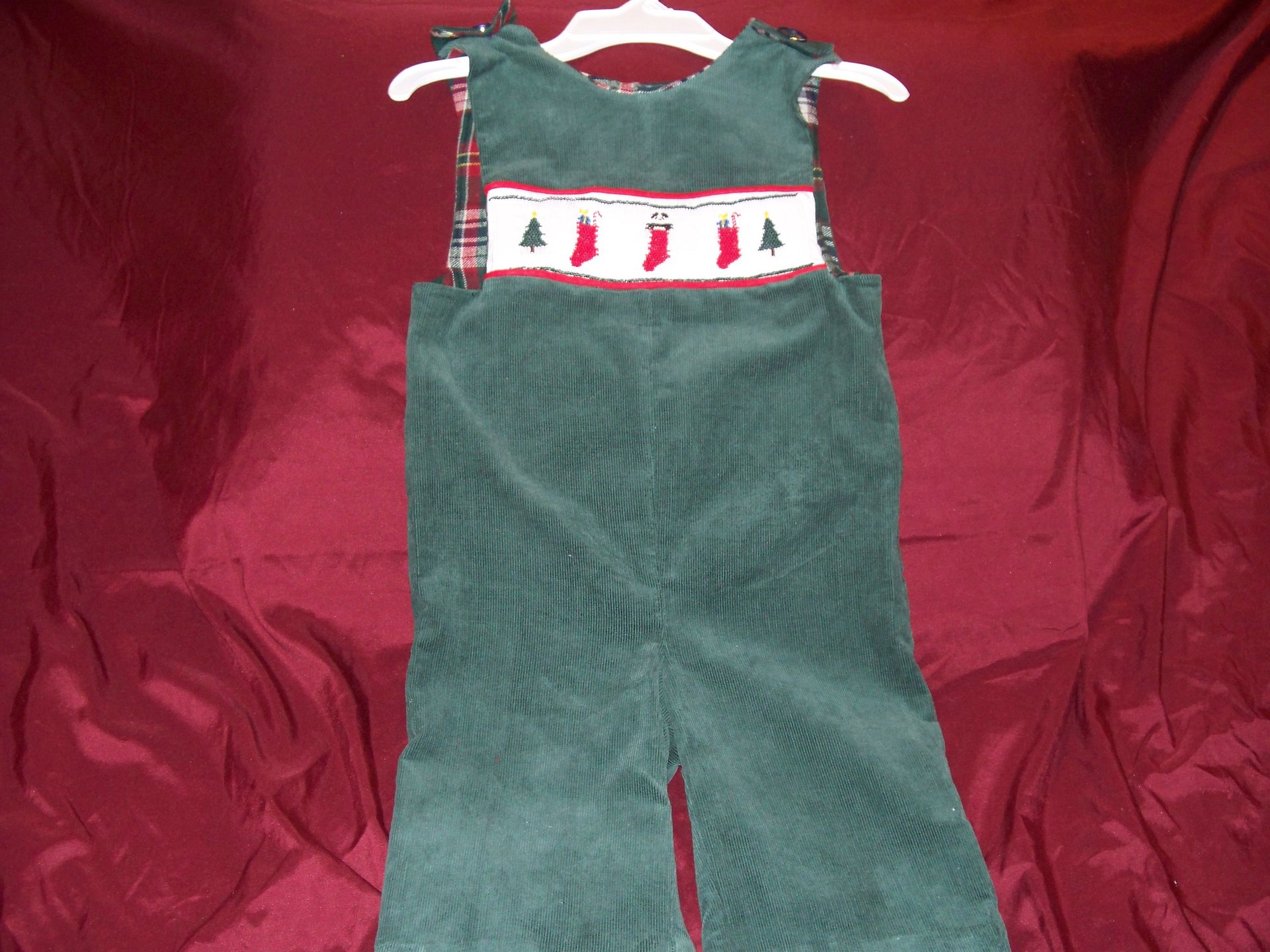 Holiday Overalls
