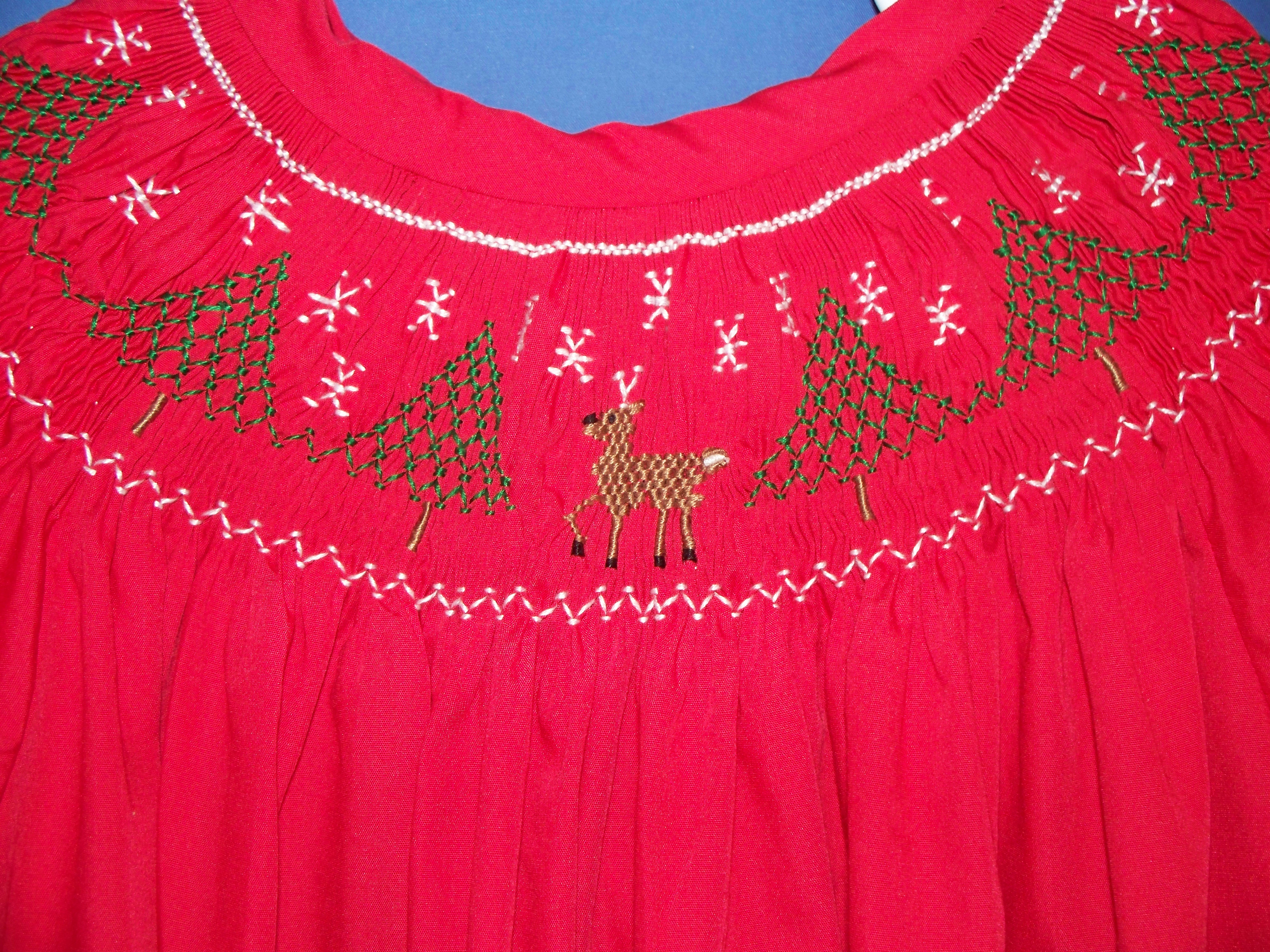 The Holiday Dress