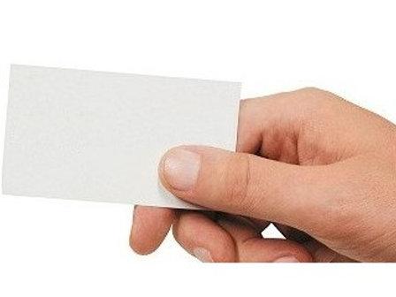 Namecard/Leaflet/Baner 名片/單張/易拉架設計