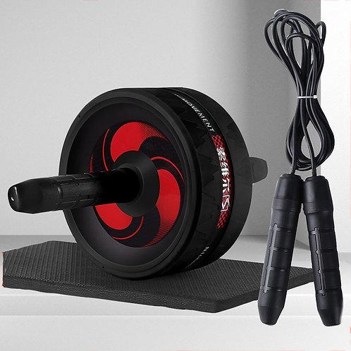 Neu: 2 in 1 Bauch - Training Roller