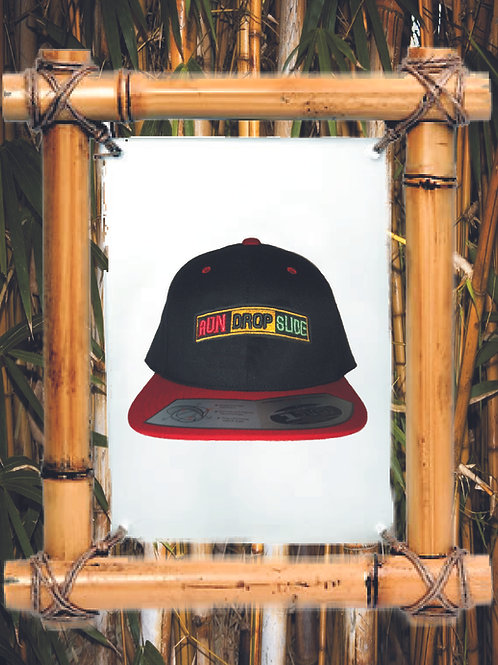 Run Drop Slide Emb Snap-back