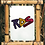 Thumbnail: RDS Rasta patch trucker hat