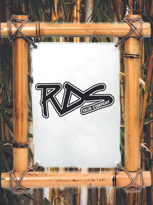 original RDS decal