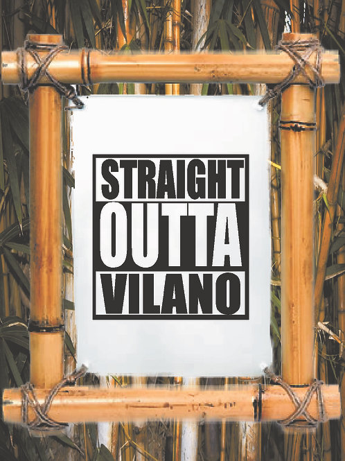 Straight OUTTA Vilano