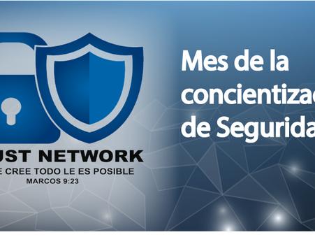 Ciberseguridad Octubre 2019 - Trust Network