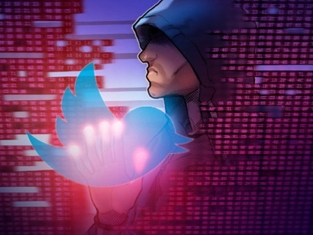 Origen del ataque a twitter