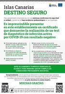 Islas Canarias: destino seguro