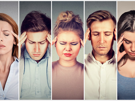 Headaches - How, Why & What You Can do