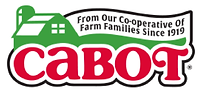 Cabot Creamery Cheese Logo White Backgro