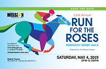 The Mission Project 2019 Kentucky Derby Gala