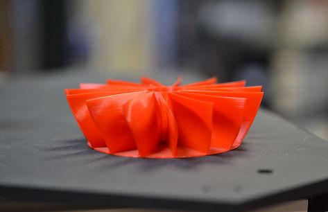 3D-Druck-Turbine