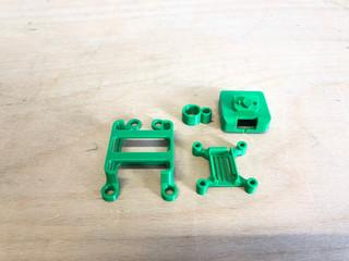3D gedruckte Drohnenteile