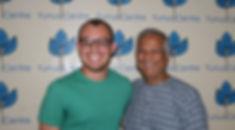 Dan and Muhammad Yunus, Founder of the Grameen Bank