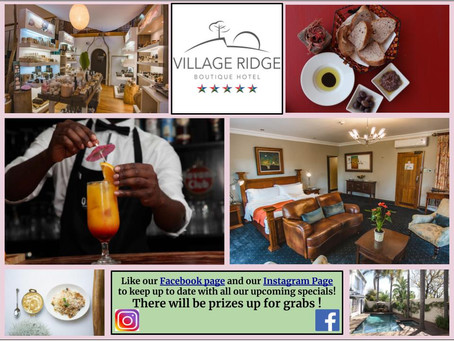 Are you following us on our Social Media Pages?