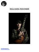 Reza Khota rider