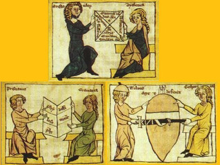 Algo que aprender del trivium y el quadrivium