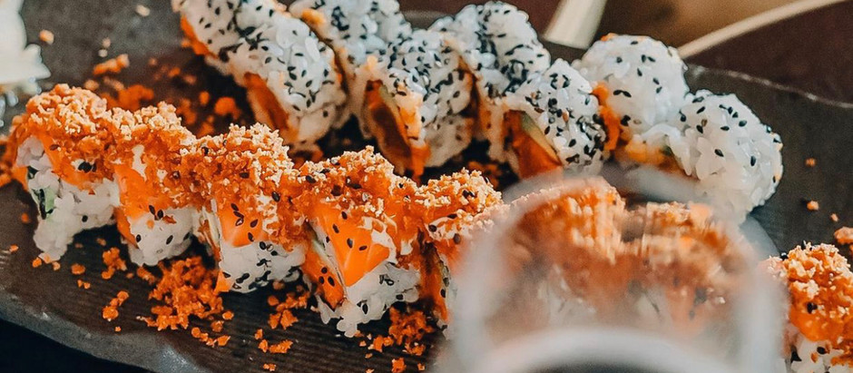 22 OF THE BEST SPOTS TO GET SUSHI IN DFW