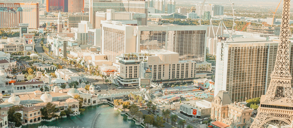 A Weekend in Vegas || Safety Measures You'll Experience