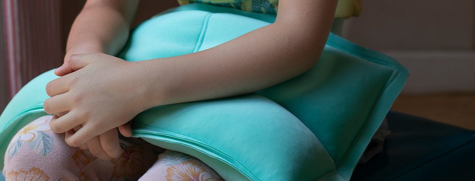 The little oaks weighted lap pad