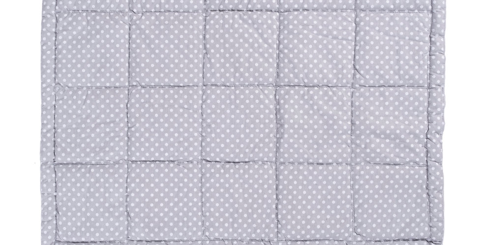 The little acorns weighted blanket: baby