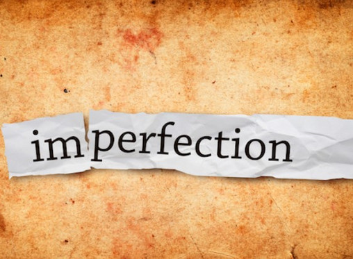 Fear of imperfection
