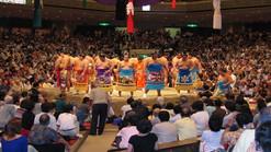 北海道から念願の大相撲