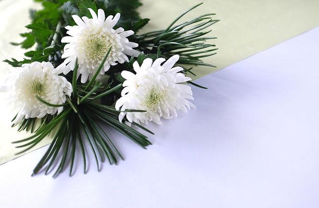 葬儀花02