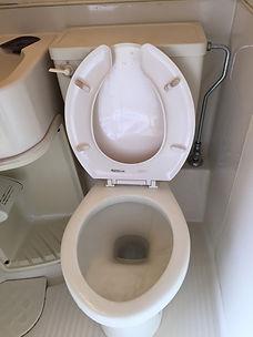 洋式トイレafter