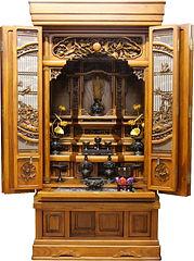 けやき28号  大型仏壇