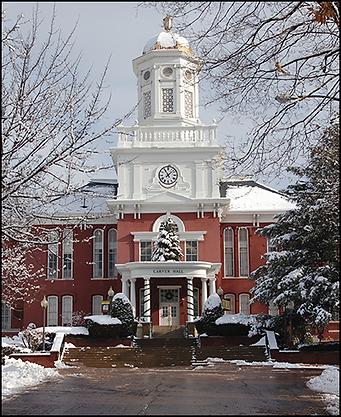 Carver Hall Bloomsberg University, Pa