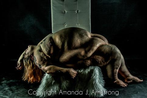 The Body Obscura- Art Show