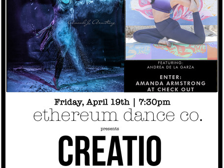 DISCOUNT on Creatio Tickets!