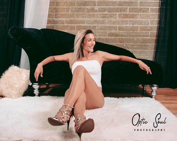 Denver COlorado boudoir photography