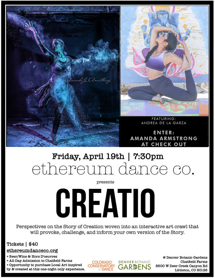 Live at CREATIO!