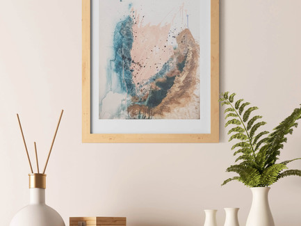 WHY SHOULD YOU DISPLAY ORIGINAL ART IN YOUR HOME?