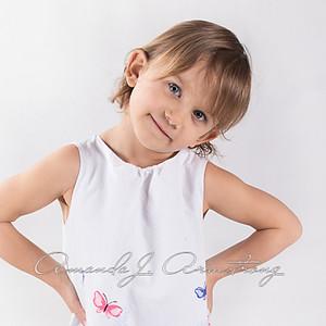 Child Actor Portfolio photo shoot.