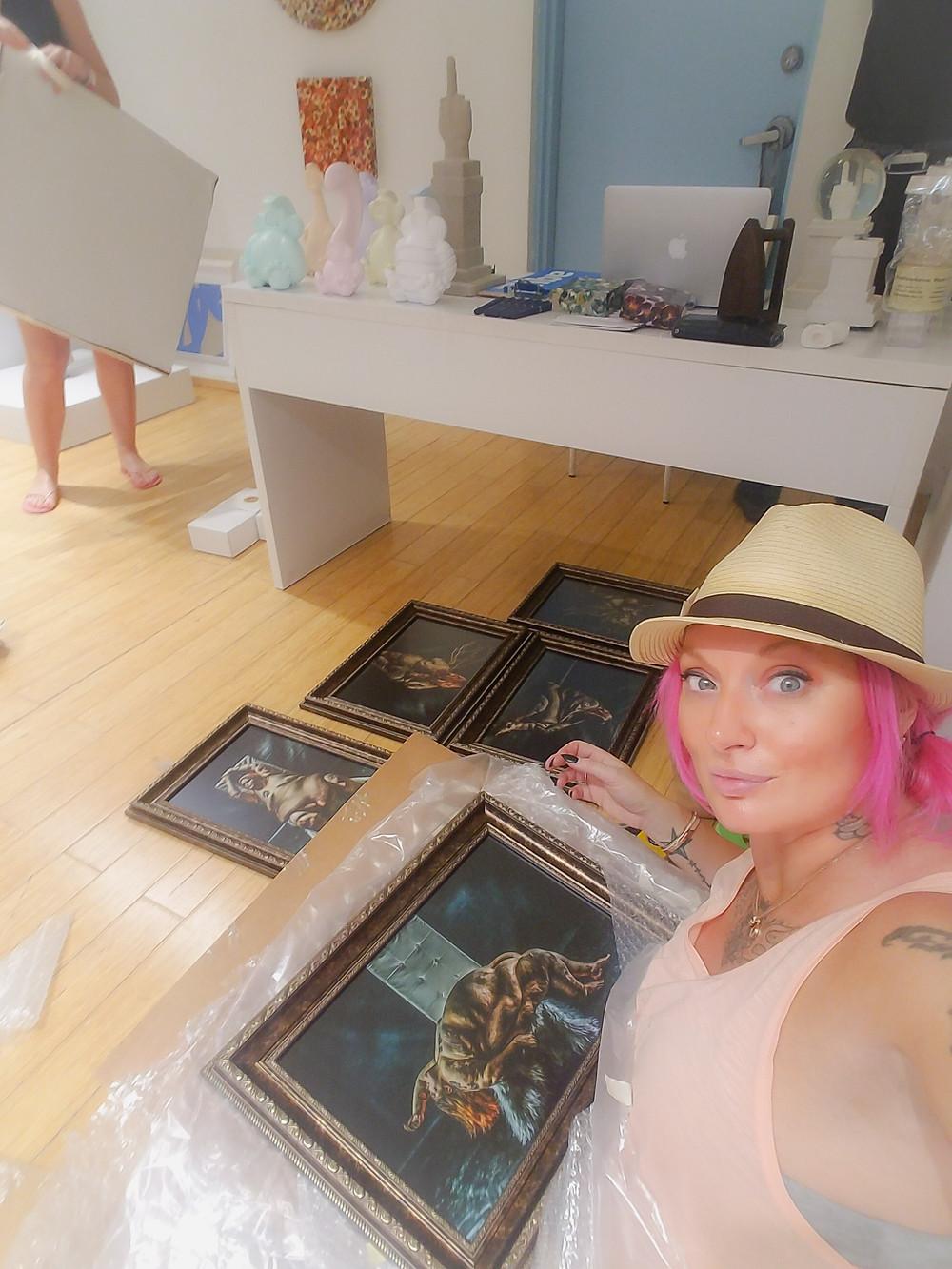 Unpacking The Body Obscura at Aqua Art Miami