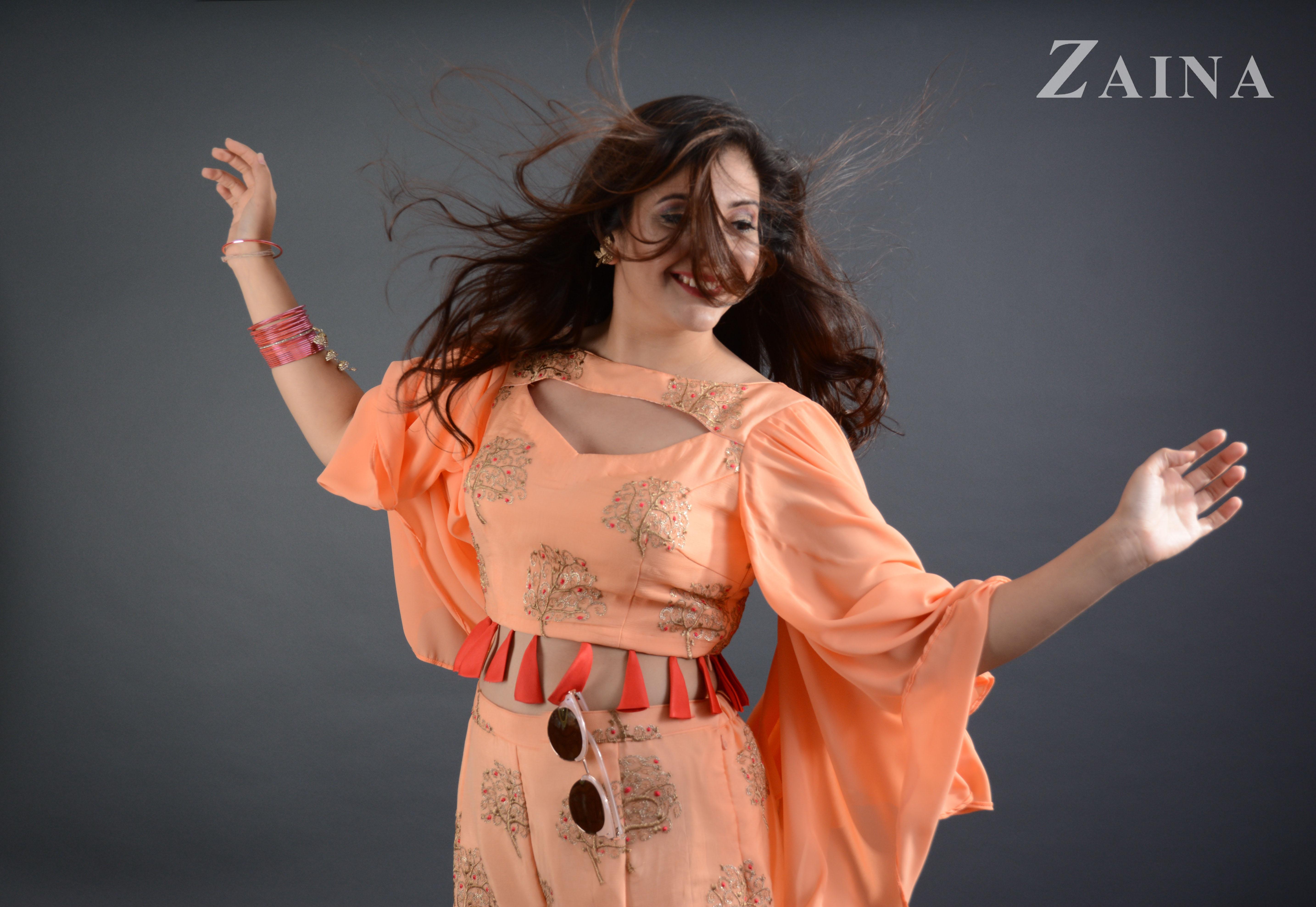 ZAINA SS'17 cover
