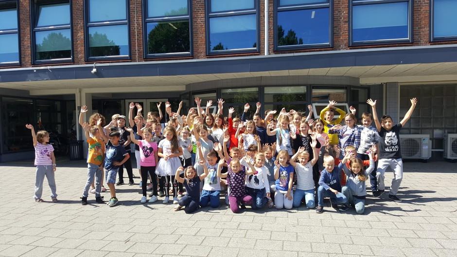 25-lecie Szkoły Polskiej (dawniej SPK)przy Ambasadzie RP w Hadze i I Jubileuszowy Zjazd Absolwentów