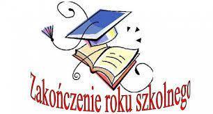 Harmonogram zakończenia roku szkolnego 2020/21